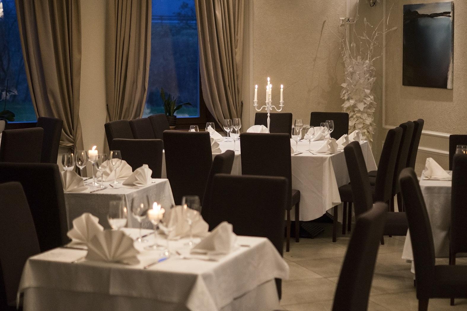 Aplinka - restoranas Siesta