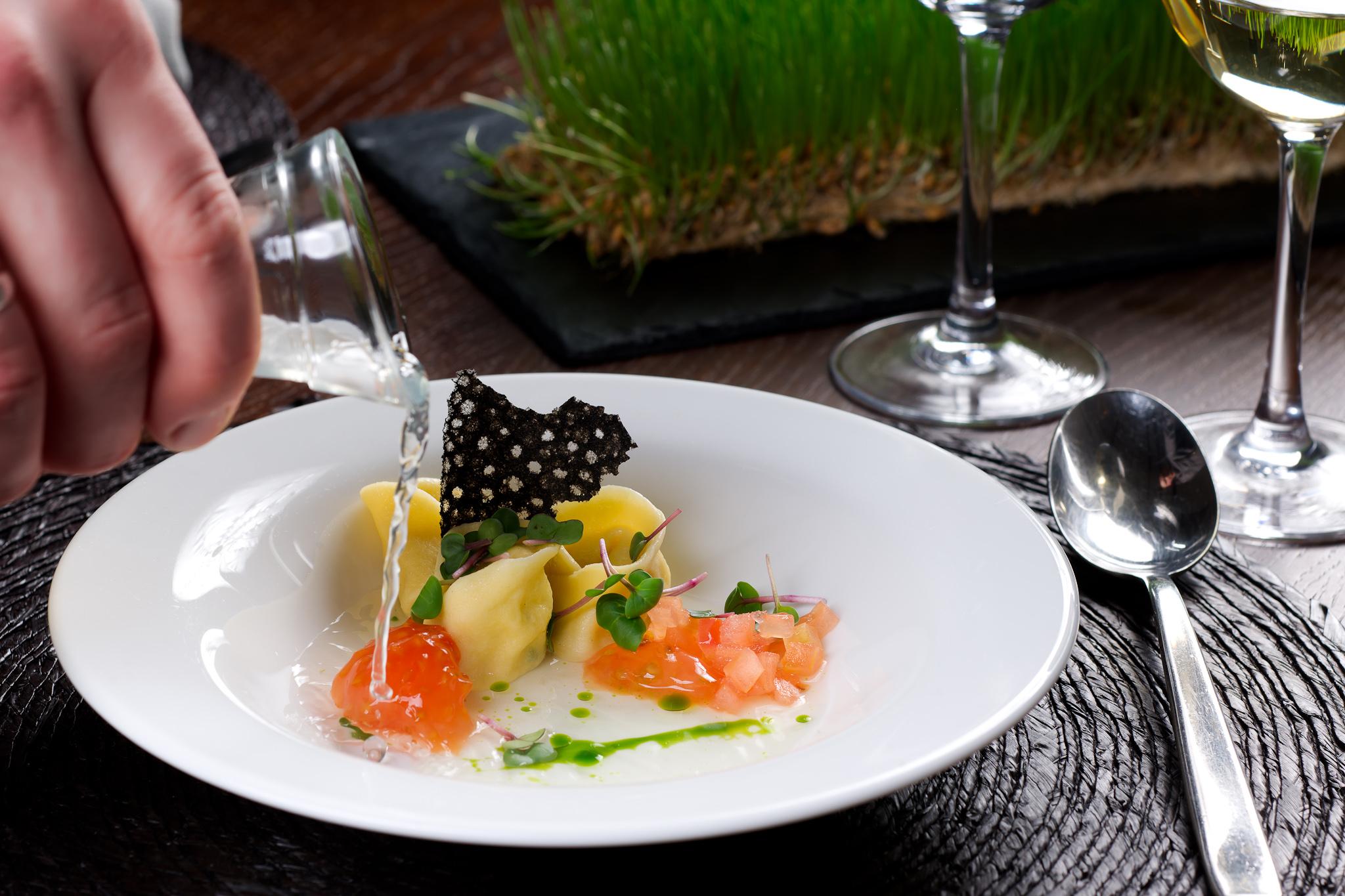 Skonių atradimai: 6 patiekalų degustacinė vakarienė