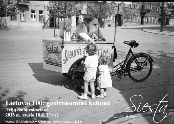 Lietuvai 100: garstonominė kelionė