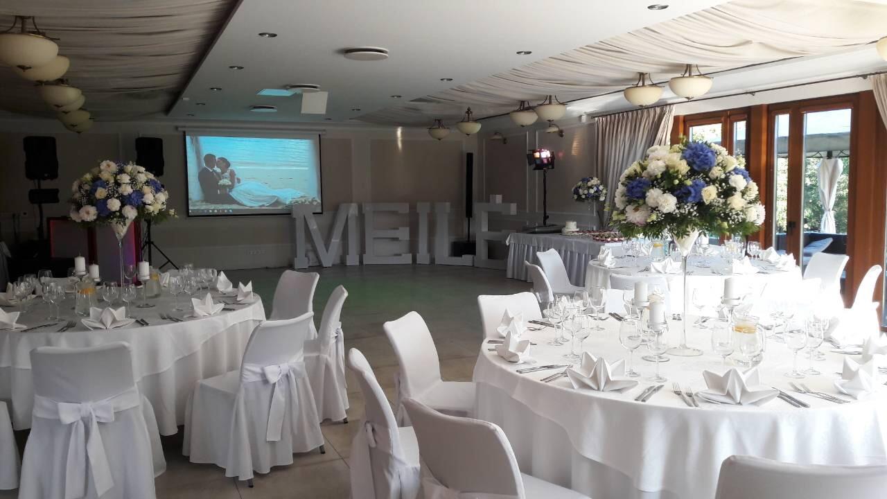Restoranas Siesta vieta vestuvėms