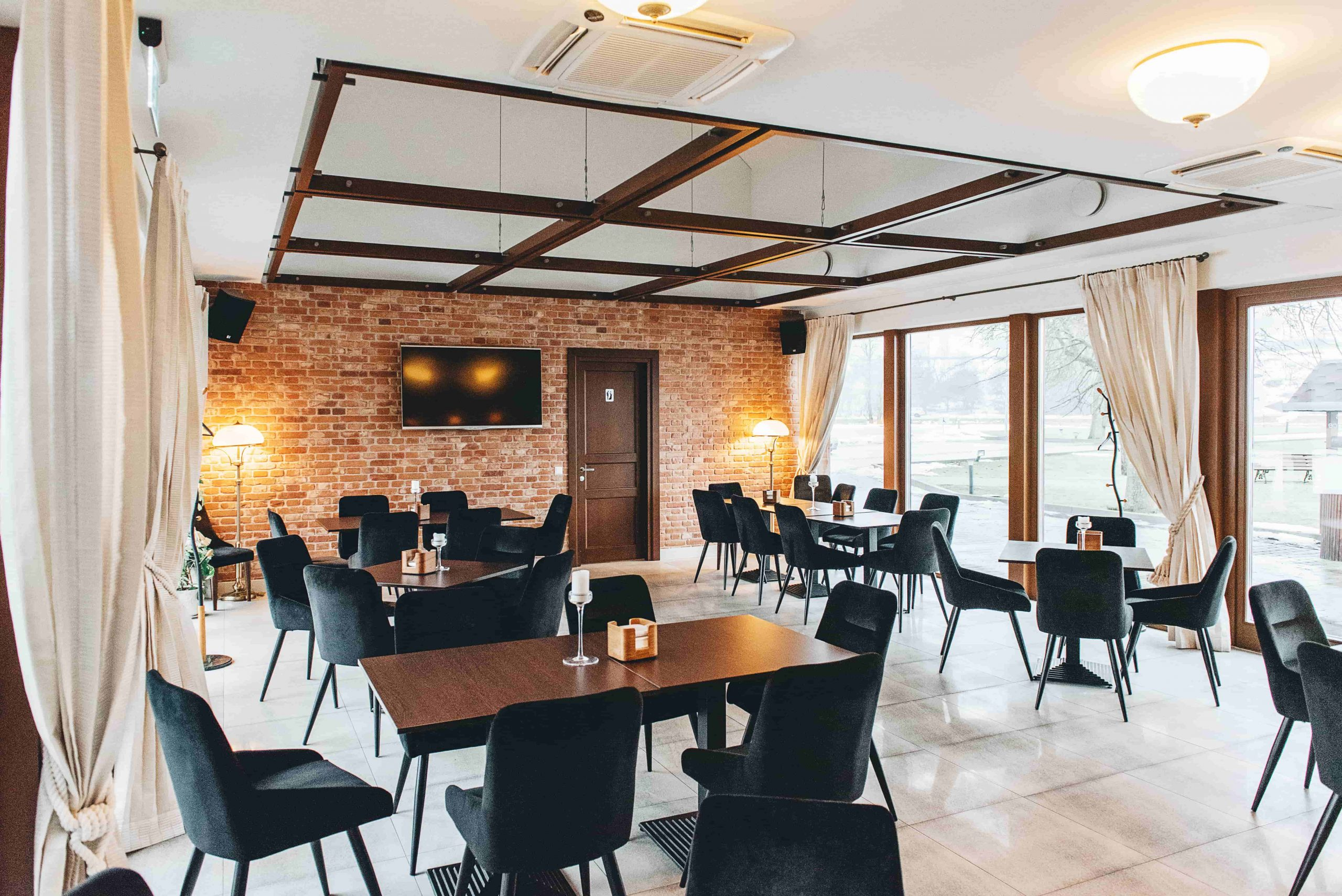 Restoranas Siesta - Apie mūsų kompleksą